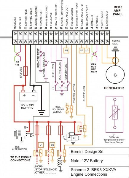 How To Wire A Fuse Box Diagram Electrical Circuit Diagram Electrical Wiring Diagram Circuit Diagram