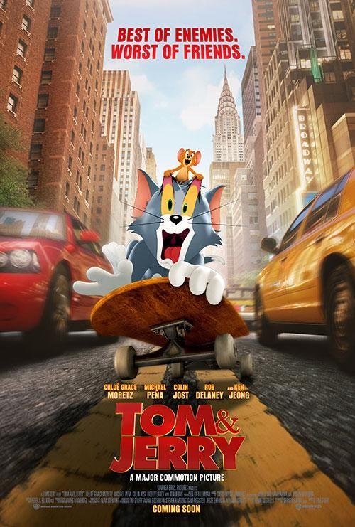Tom And Jerry In 2021 Tom And Jerry Movies Tom And Jerry Best Of Enemies