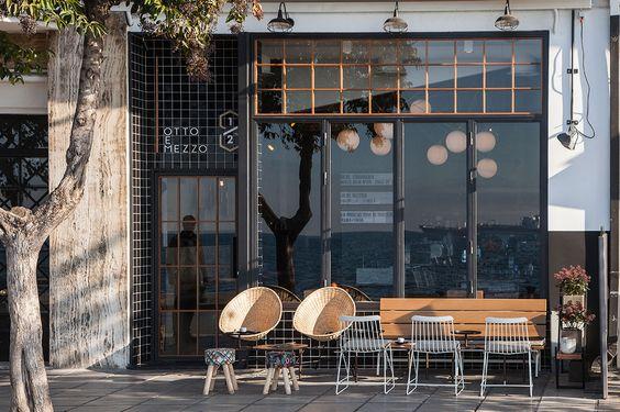 Otto e Mezzo Bistro Bar Serves Up an Urban Mediterranean Fusion in Thessaloniki…