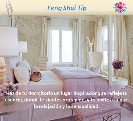 Feng shui on pinterest for Feng shui para el dormitorio