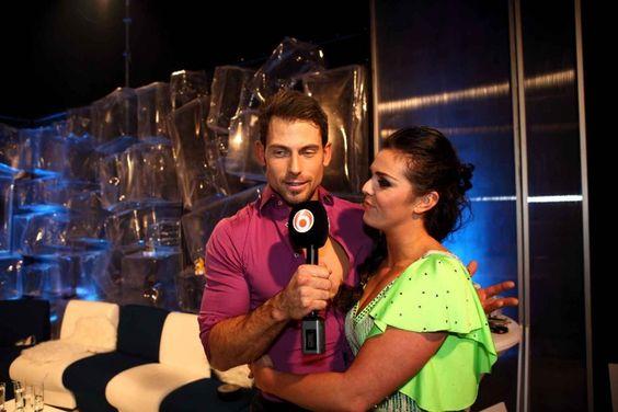 Foto's: Sterren Dansen op het IJs: Backstage, de finale - Sterren Dansen op het IJs - SBS6
