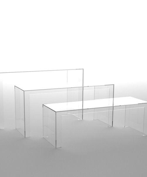 Clear Acrylic Tables Clearacrylic Acrylicfurniture