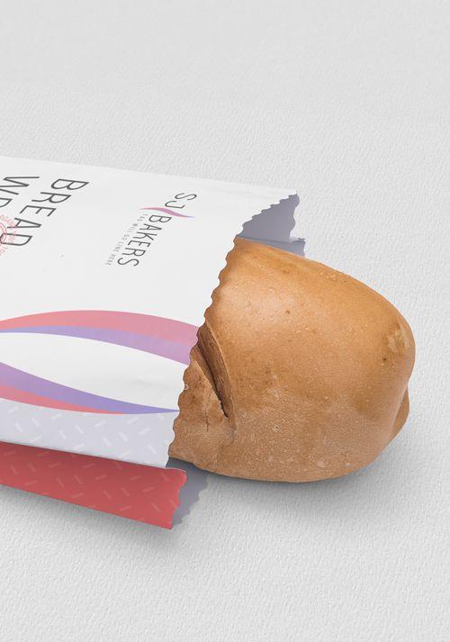 Download Free Bread Packaging Mockup Zippypixels Bread Packaging Mockup Packaging Mockup
