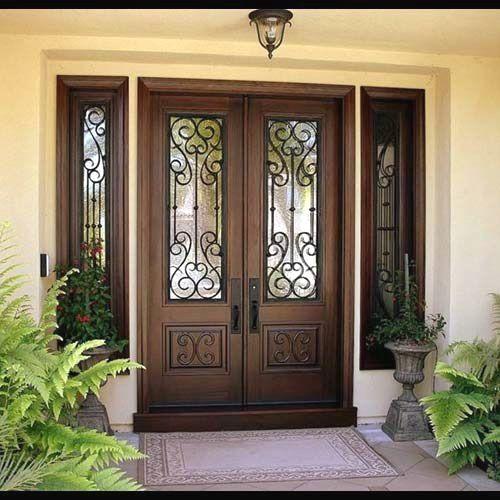 Atina Con Fotos De Fachadas Clasicas Y Realiza Hoy A Renovar Mexicanas Arquitectura Diseno Fachada Clasica Front Door Design Door Design Exterior Doors