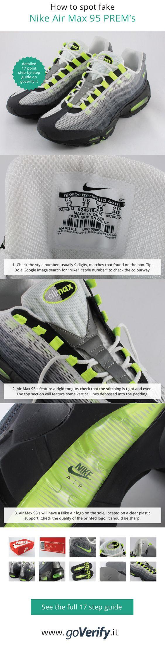 Nike, Air max 95 and Nike air on Pinterest