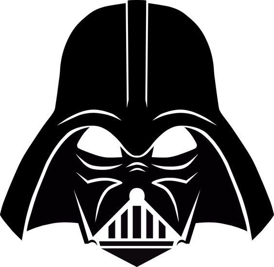 Darth Vader Stencil, free download - The Sewing Rabbit