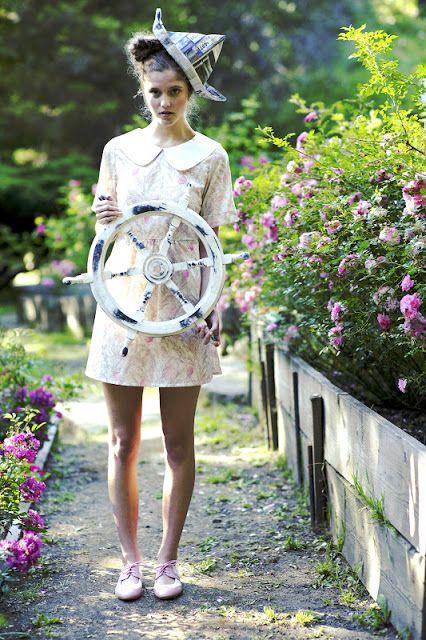 Audrey Grace Boutique: Flowerluster