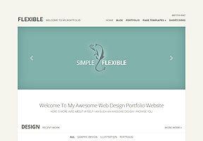 Flexible theme
