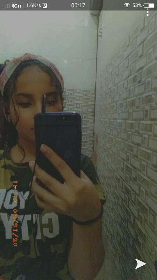 Tik Toker Mirror Selfie Selfie Scenes