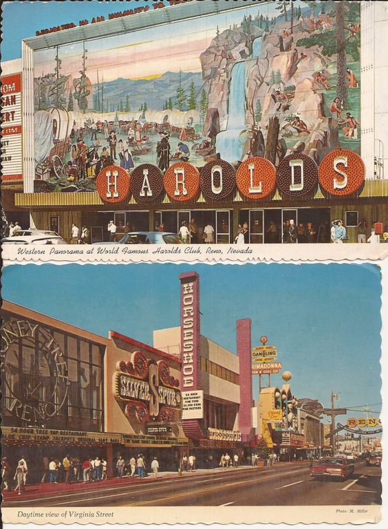 What is nevada known for besides gambling laumier casino st