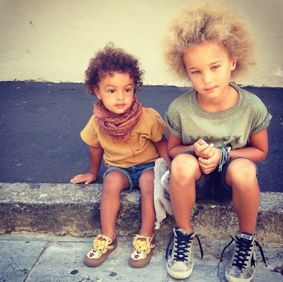 Black is Beautiful: Kids