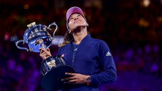 Campeona Open Australia 2019. Individual femenino Naomi Osaka venció a Petra Kvitová por 7-6(7-2), 5-7, 6-4 (2h 27')