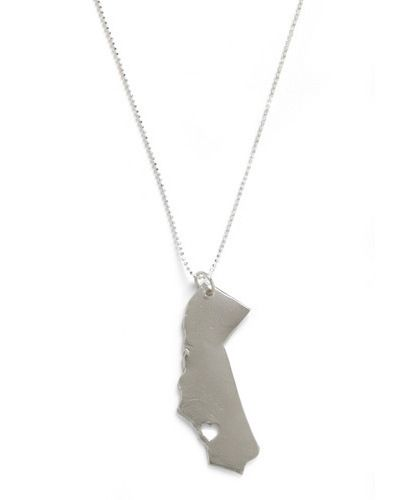 land that I love necklace / modcloth