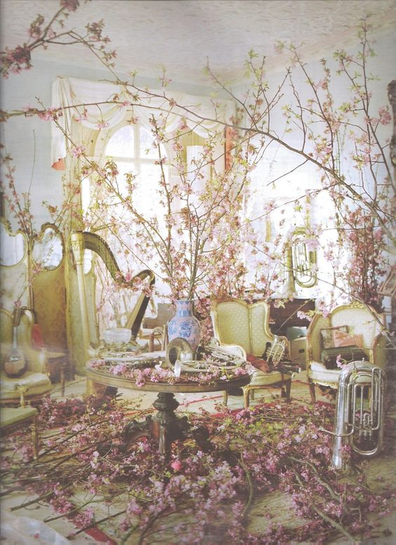 Magical Thinking by Tim Walker for W March 2012