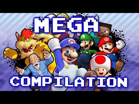Smg4 Mega Compilation 5 Years Of Retardedness Youtube Alvin And The Chipmunks Mario Characters Anime