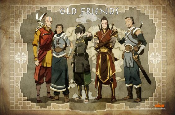 I want to see these years too! Wah!!: Air Bender, Avatar Aang, Atla Lok, Avatar The Last Airbender, Avatar Legend, Legend Of Korra, Old Friends, Team Avatar