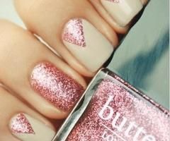 .: Pink Sparkle, Glitter Nail, Naildesign, Pinksparkle, Nailss, Nail Design