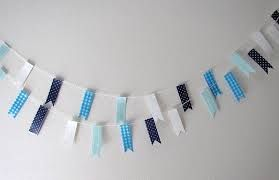 Image result for paper bunting