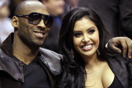 FILE - In this Feb. 13, 2010, file photo, Los Angeles Lakers guard Kobe Bryant and his wife, Vanessa, attend the skills competition at the NBA basketball All-Star Saturday Night in Dallas. Vanessa Bryant filed for divorce from the Lakers star, Friday, Dec. 16, 2011, in Orange County Superior Court in Santa Ana, Calif., citing irreconcilable differences as the reason for the split. (AP Photo/LM Otero, File)