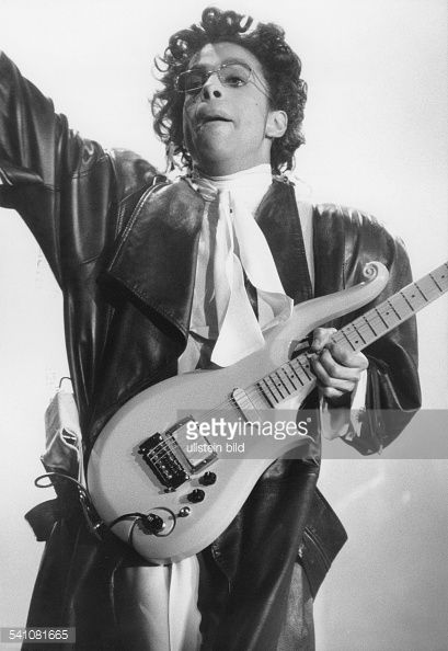 Prince - Sign O' Times Tour, Urecht, Netherlands, photo by Rob Verhorst, 1987: