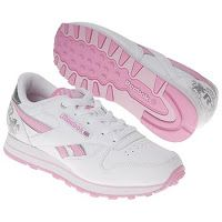 pink & white Reebok classics January 2011
