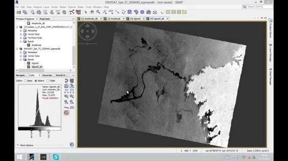 Envisat ASAR image analysis for oil spill monitoring of Prestige oil tanker desaster