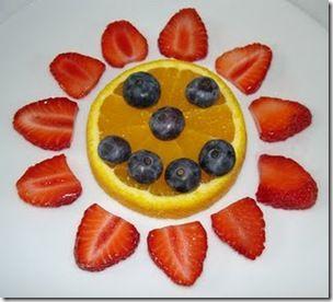 Smiling Sun Snack
