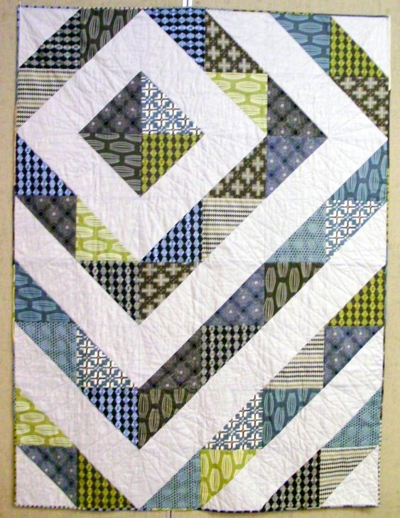 Confessions of a Serial Quilter: The Man Quilt - Finished!: