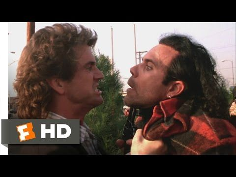Lethal Weapon (1/10) Movie CLIP - Crazy Cop (1987) HD - YouTube