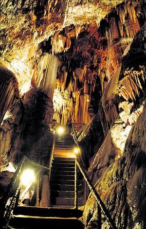 cueva del soplao cantabria