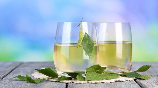 Zewnętrznie sok z brzozy wspomaga leczenie trądziku, egzem, łupieżu i łuszczycy