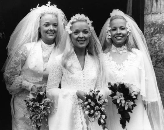 abito matrimonio vintage anni 60 - Cerca con Google