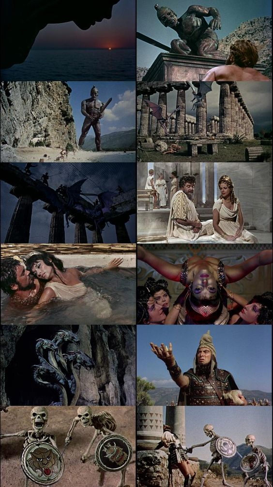Jason and the Argonauts (1963), directed by Don Chaffey.