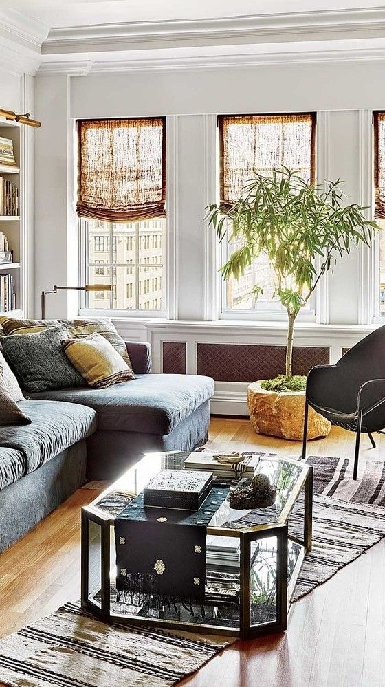 55 Bohemian Living Rooms To Inspire Your Next Design Refresh