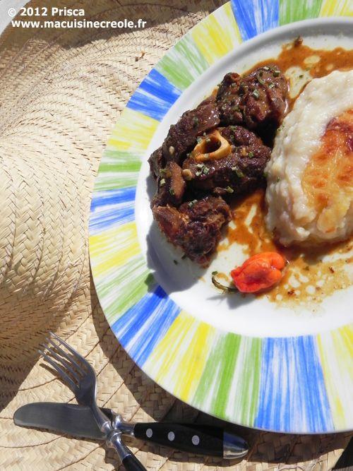 Cuisine antillaise ragout de cabri antillais cuisine - Cuisine creole antillaise ...