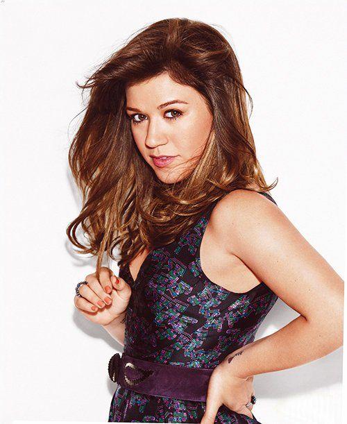 Kelly Clarkson - Lucky Magazine