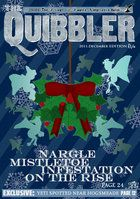 The Quibbler December Edition by xlovegoodx (page by page ...Quibbler Printable Free