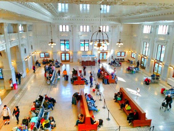 4.3.15  King Street Station, Seattle | by grove.ayers