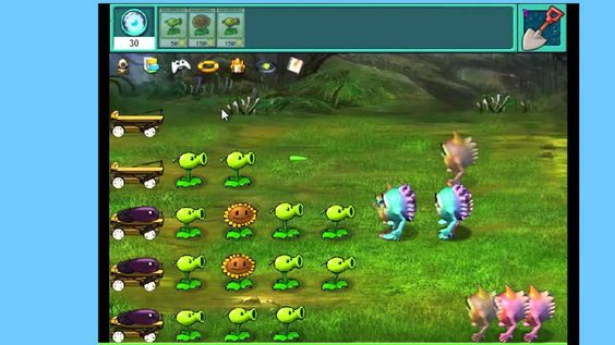 Play game plant vs zombies new 2015 HD @@