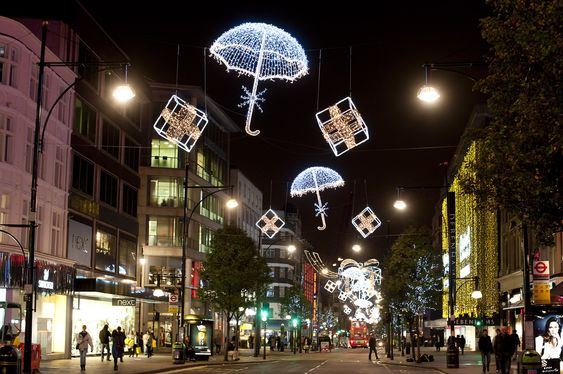 NAVIDAD EN LONDRES christmas AROUND THE WORLD