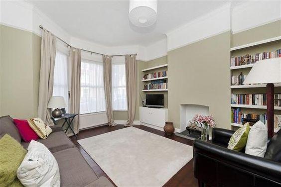 Living room - nice muted