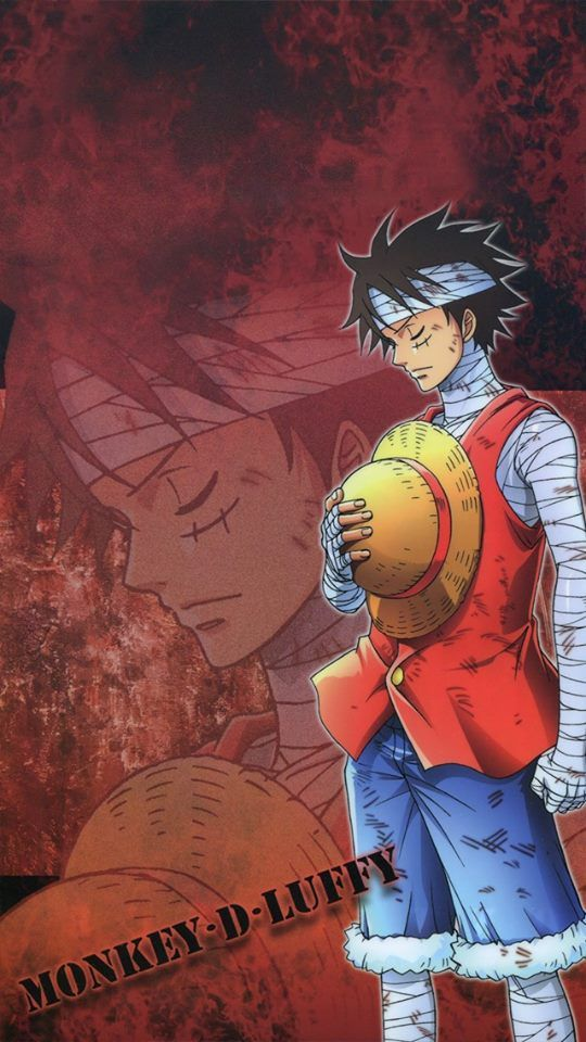 Luffy 3d2y Wallpaper One Piece One Piece Anime One