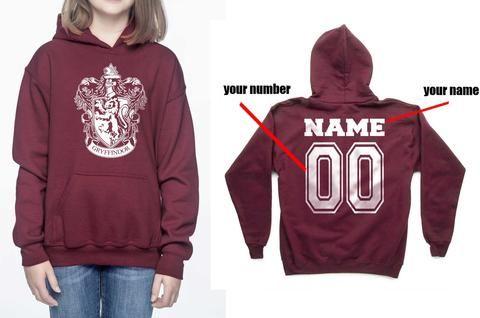 Harry Potter Kids Unisex Black Sweatshirt