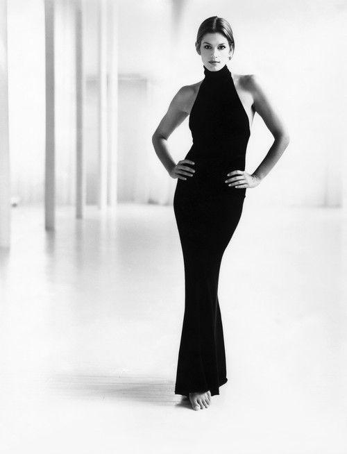 Cindy Crawford - Arthur Elgort - December 1995 issue