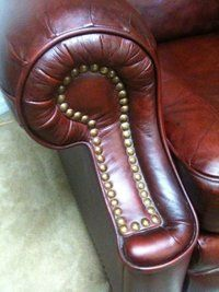 Re Dye Leather With Eco Flo Dye Leather Furniture