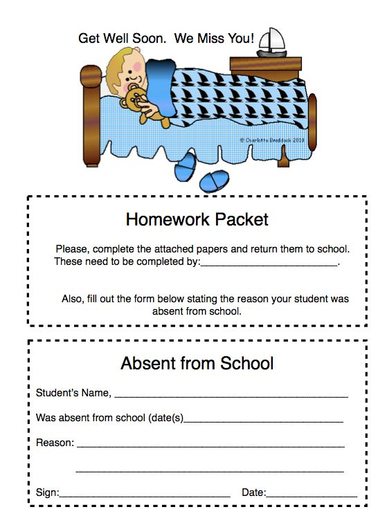 "The Best of Teachers Pay Teachers: FREE MISC. LESSON - ""FREE Get Well Soon Clipart and FREEBIE Teacher Forms"""