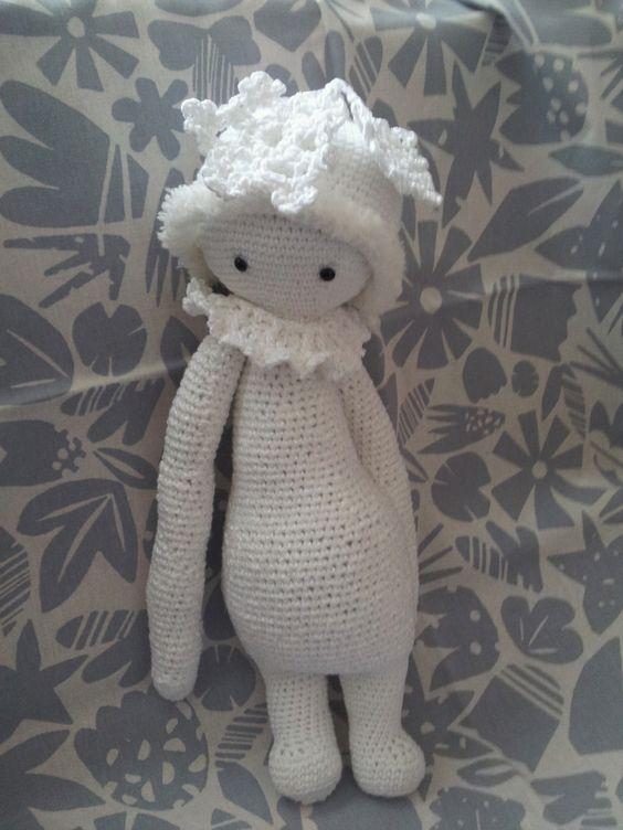 snow flake mod by Brigitte Sch. / based on a lalylala crochet pattern
