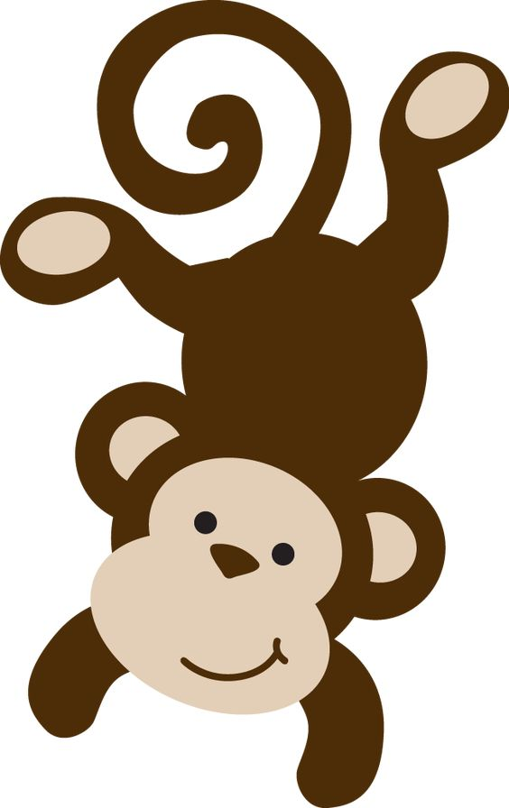 sock monkey face template - macaco pinteres