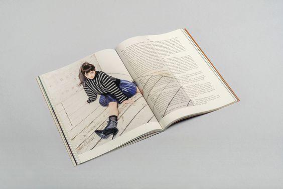 Assistant Magazine on Behance