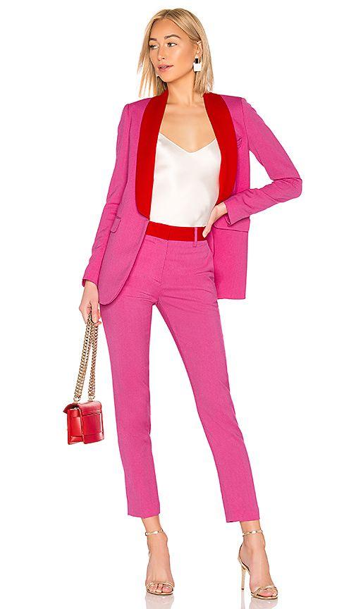 Hot Pink Pantsuit